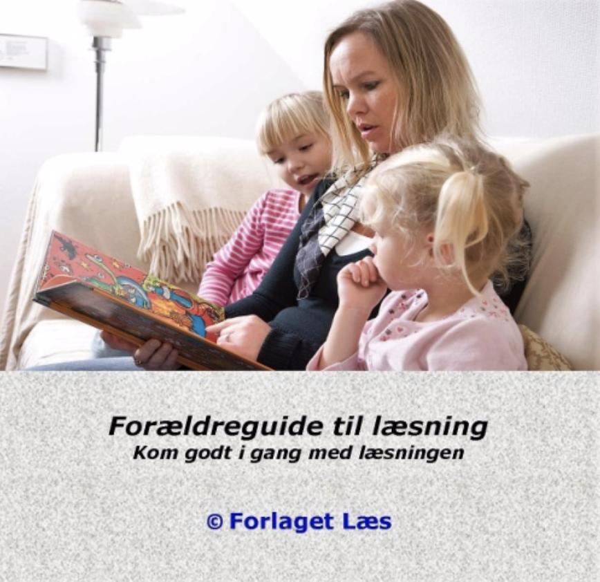 Forældreguide til læsning